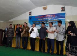 Forum Aceh Menulis Meulaboh di Launching