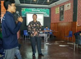 Formadiksi Adakan Workshop Public Speaking