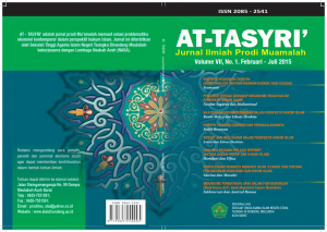 cover at tasyri, vol. 7, No. 1_001