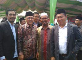 Ketua STAIN Bersama Ketua MPR RI  Ikut Sosialisasi 4 Pilar MPR