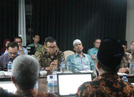 Ketua STAIN Presentasi Kesiapan Menjadi IAIN