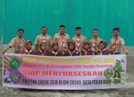 Di Perkemahan Nasional Pramuka STAIN Akan Sajikan Jruek Drien