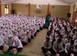 Mahasiswa Baru STAIN Meulaboh Ikut PBAK