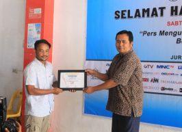 STAIN Terima Penghargaan Sahabat Pers