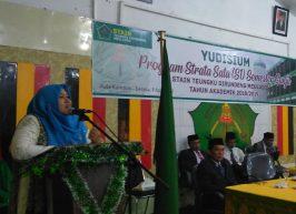STAIN Ingin Alumni Ikhlas, Cerdas, Giat dan Bekerja Tuntas