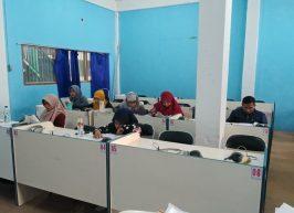 Dosen STAIN Meulaboh Ikut TOEFL Prediction Test