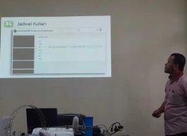 Dosen STAIN Rancang  e-Learning Pertama di Kawasan Barsela