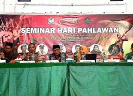 P3M Adakan Seminar Hari Pahlawan