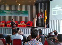 Auditor Pertama Inspektorat Jendral Kemenag RI beri Pemahaman Bimtek STAIN Meulaboh