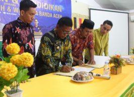 STAIN Meulaboh Teken MoU Dengan Pemko Banda Aceh