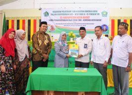 STAIN Meulaboh dan Kemenag Aceh Barat Teken Naskah MoU
