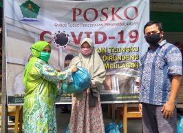 Sambut Ramadhan, STAIN Meulaboh Salurkan Bantuan Sembako bagi Mahasiswa Terdampak Covid-19