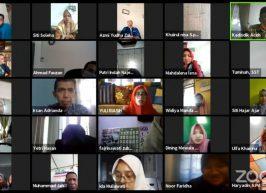 Webinar STAIN Meulaboh Bahas Dunia Pendidikan dalam Pembelajaran Online dimasa Pandemi