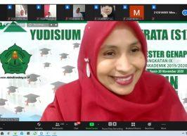 263 Mahasiswa STAIN Meulaboh Yudisium Secara Virtual
