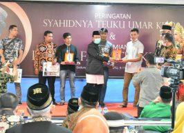 Mahasiswa STAIN Meulaboh Raih Juara 1 Lomba Catur Teuku Umar